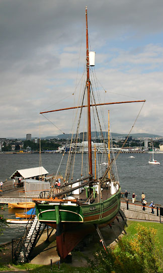 Norwegian Maritime Museum Has A Medley Collection Of Keepsakes From Norway As Seafaring Nation